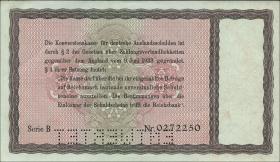 R.702E1: Konversionskasse 30 Reichsmark 1933 (1)