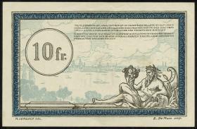 R.861a: Rheinland 10 Francs (1923) (1)