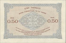 R.865: Saarland 50 Centimes 1930 (1)