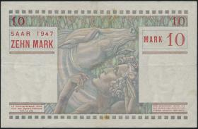 R.870: Saarland 10 Mark 1947 (2)