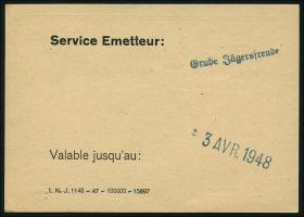 R.880: 2 Saarmark (1947) (1)