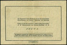 R.908a: Deutsch-Ostafrika 200 Rupien 1915 (2)