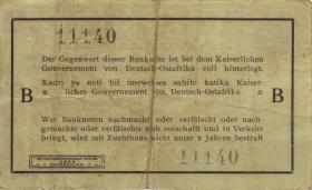 R.915: Deutsch-Ostafrika 1 Rupie 1915 B (3) 11140