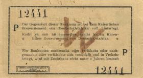 R.919c: Deutsch-Ostafrika 1 Rupie 1915 P (2)