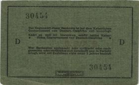 R.920: Deutsch-Ostafrika 5 Rupien 1915 E (2)