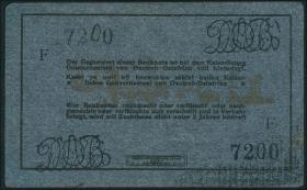 R.921Ai: Deutsch-Ostafrika 5 Rupien 1915 E (1/1-)