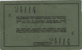 R.921e: Deutsch-Ostafrika 5 Rupien 1915 E (3)
