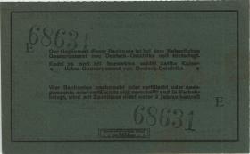 R.921f: Deutsch-Ostafrika 5 Rupien 1915 E (1)