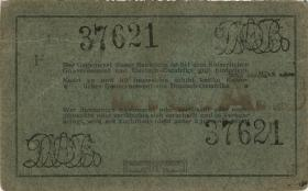 R.933b: Deutsch-Ostafrika 5 Rupien 1916 F (3+)