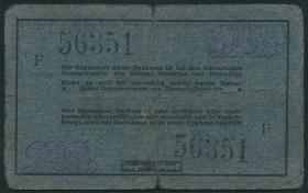 R.933F: Deutsch-Ostafrika 5 Rupien 1916 (4)