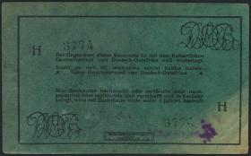 R.933n: Deutsch-Ostafrika 5 Rupien 1916 H (3-)