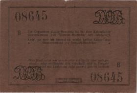R.934d: Deutsch-Ostafrika 10 Rupien 1916 B (4)