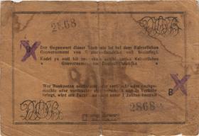 R.935x: Deutsch-Ostafrika 10 Rupien 1916 Überstempelung X (5)