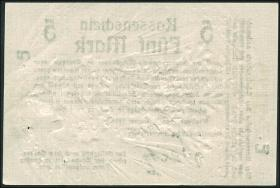 R.942a: Deutsch-Südwestafrika 5 Mark 1914 (1)