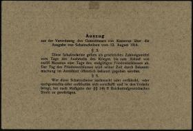 R.963c: Kamerun 50 Mark 1914 (1/1-)