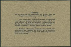 R.963c: Kamerun 50 Mark 1914 (1)