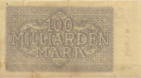 R-BAD 13a: 100 Mrd. Mark 1923 (3+)