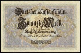 R.049a: 20 Mark 1914 6-stellig (1)