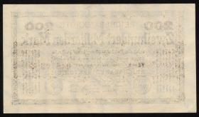 R.118d: 200 Milliarden Mark 1923 YZ (1/1-)