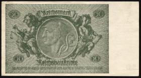 R.181E: 50 Reichsmark 1945 Schörner (2/1)