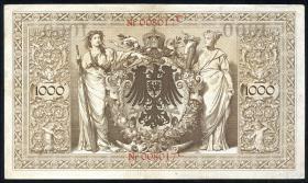 R.021: 1000 Mark 1903 (2+)