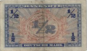 R.231c 1/2 DM 1948 B-Perforation + Stempel (3)