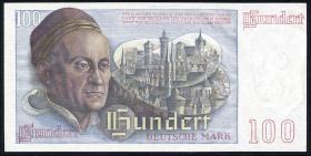 R.256 100 DM 1948 Bank Deutscher Länder (1) Z.90