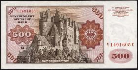 R.267a 500 DM 1960 V/C (2)