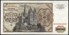 R.291a 1000 DM 1980 W/N (2)