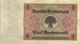 R.332b: 5 DM 1948 Kuponausgabe (2)
