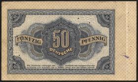 R.339P: 50 Pfennig 1948 Probe ohne Kenn-Nr. (1-)
