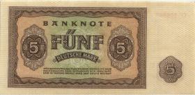 R.342b 5 DM 1948 Serie CC (1-)