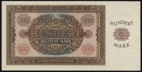 R.388a 100 DM (1955) Militärgeld Überdruck (1/1-)