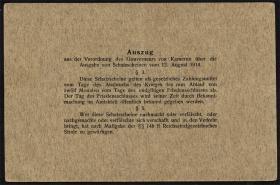 R.964b: Kamerun 100 Mark 1914 (2+)