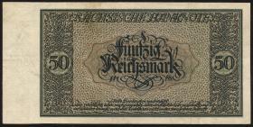 R-SAX 26b: 50 Reichsmark 1924 (2-)