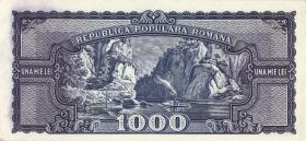 Rumänien / Romania P.087 1000 Lei 1950 (1/1-)