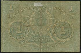 A-396 Sachsen 1 Thaler 1867 (4)