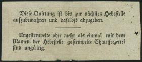 Sachsen 2 Groschen Chausseegeld (1830) (2)
