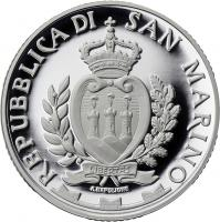 San Marino 10 Euro 2015 Abraham Lincoln