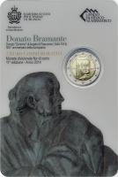 San Marino 2 Euro 2014 Donato Bramante