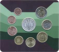 San Marino Euro-KMS 2019 mit 5 Euro Gedenkmünze