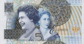 Schottland / Scotland P.362 5 Pounds 2002 (1)