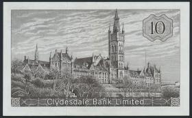 Schottland / Scotland P.199 10 Pounds 1967 (2)