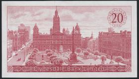 Schottland / Scotland P.200 20 Pounds 1964 (2)