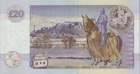 Schottland / Scotland P.228b 20 Pounds 1999 (1)