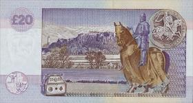 Schottland / Scotland P.228d 20 Pounds 2003 (1)