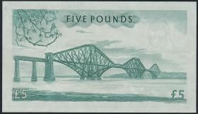 Schottland / Scotland P.262 5 Pounds 1957 (2)