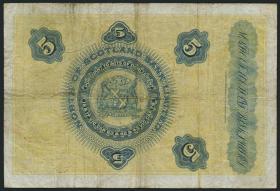 Schottland / Scotland P.S640a 5 Pounds 1934 (4)