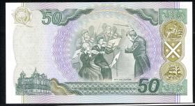 Schottland / Scotland P.122d 50 Pounds Sterling 2006 AD 099981 (1)