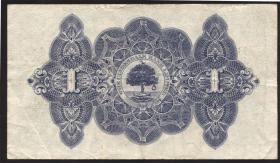 Schottland / Scotland Clydesdale Bank P.189c 1 Pound 1944 (3)